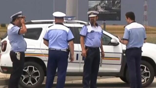Sindicat: Polițiștilor li s-a interzis să mai folosească telefoanele la serviciu