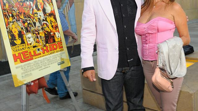 Soția actorului britanic Vinnie Jones a murit din cauza cancerului la 53 de ani - Imaginea 2