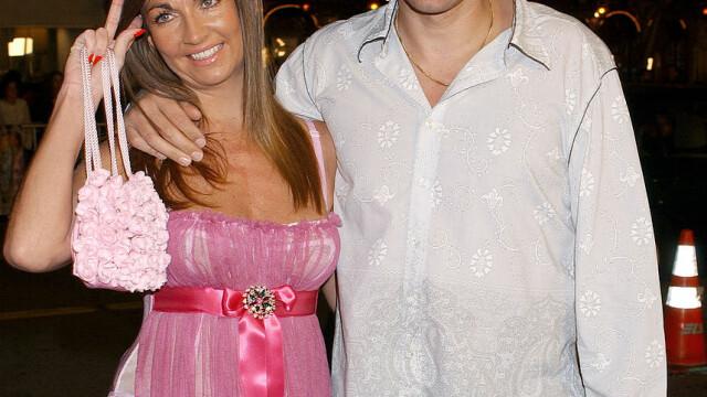Soția actorului britanic Vinnie Jones a murit din cauza cancerului la 53 de ani - Imaginea 3