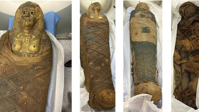 Secretul dezvăluit de o mumie veche de 3.000 de ani: