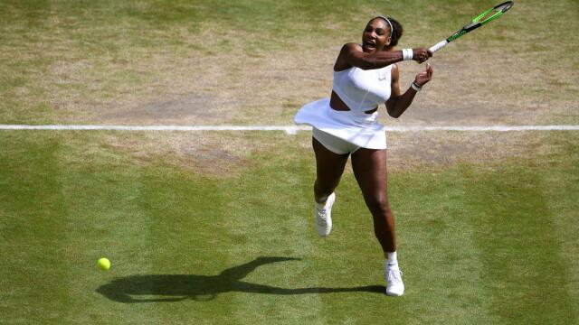 """Serena Williams, despre Simona Halep: """"Mereu au fost meciuri grele cu ea, abia aştept"""""""