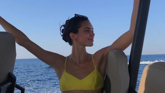 Kendall Jenner, filmare controversată pe Instagram. Cum a fost surprinsă în vacanță
