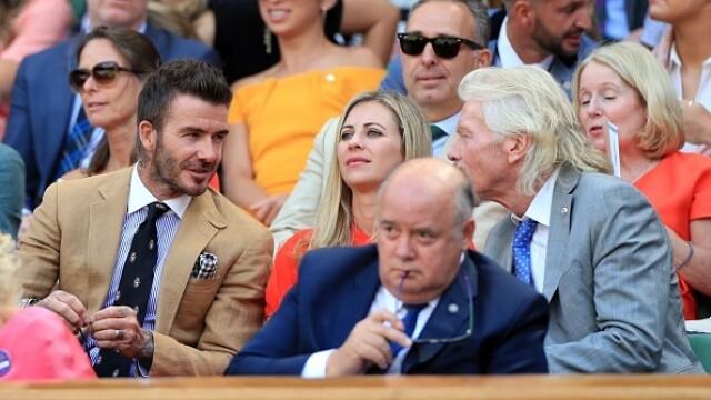 VIP-urile care au urmărit calificarea istorică a Simonei Halep la Wimbledon - Imaginea 1