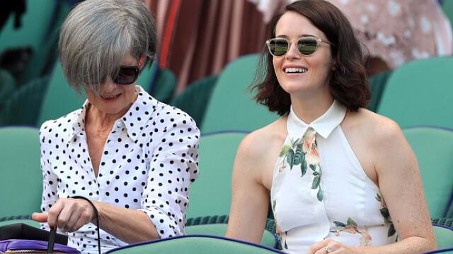 VIP-urile care au urmărit calificarea istorică a Simonei Halep la Wimbledon - Imaginea 5
