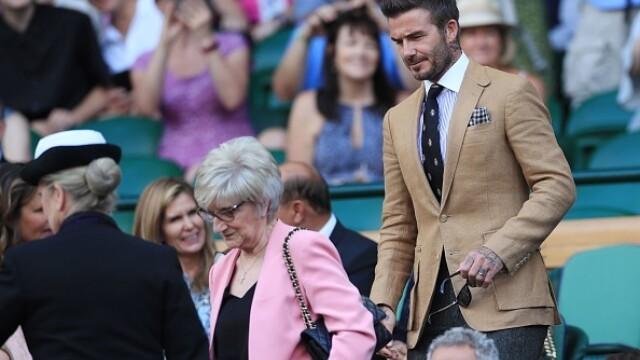 VIP-urile care au urmărit calificarea istorică a Simonei Halep la Wimbledon - Imaginea 6