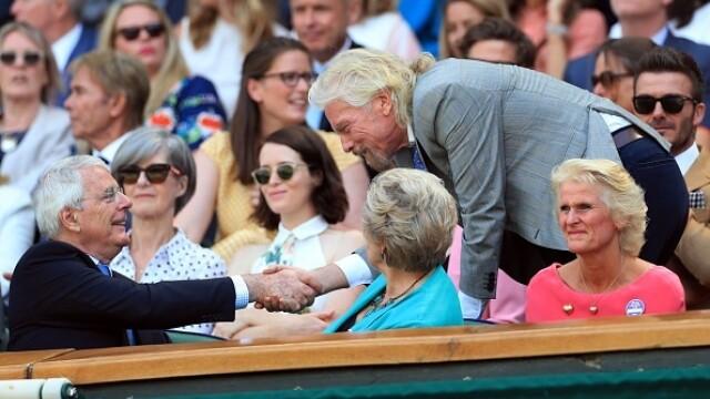 VIP-urile care au urmărit calificarea istorică a Simonei Halep la Wimbledon - Imaginea 8