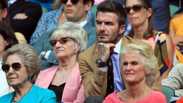 VIP-urile care au urmărit calificarea istorică a Simonei Halep la Wimbledon - Imaginea 10