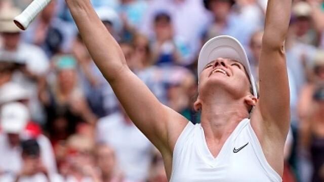 VIP-urile care au urmărit calificarea istorică a Simonei Halep la Wimbledon - Imaginea 25