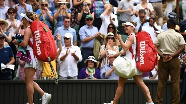 VIP-urile care au urmărit calificarea istorică a Simonei Halep la Wimbledon - Imaginea 23