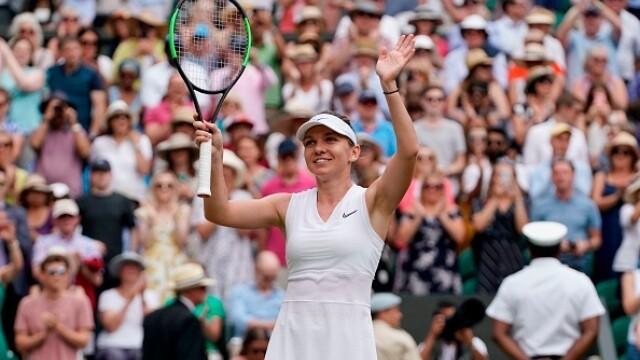 VIP-urile care au urmărit calificarea istorică a Simonei Halep la Wimbledon - Imaginea 22