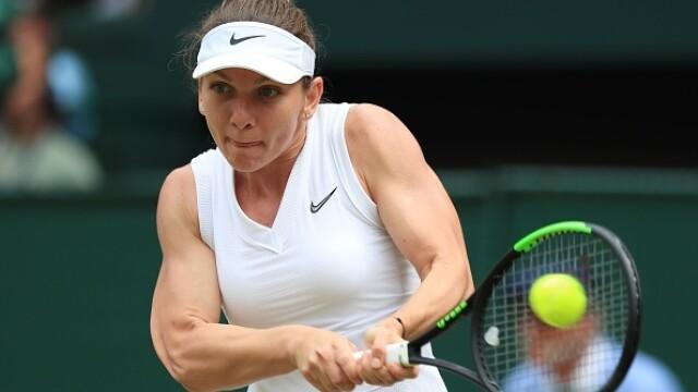 VIP-urile care au urmărit calificarea istorică a Simonei Halep la Wimbledon - Imaginea 21