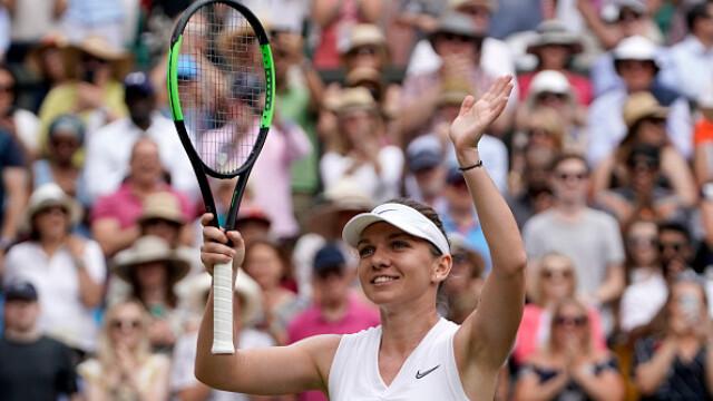 VIP-urile care au urmărit calificarea istorică a Simonei Halep la Wimbledon - Imaginea 20