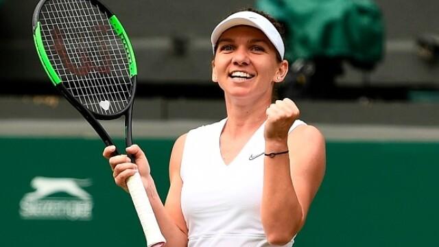 VIP-urile care au urmărit calificarea istorică a Simonei Halep la Wimbledon - Imaginea 18