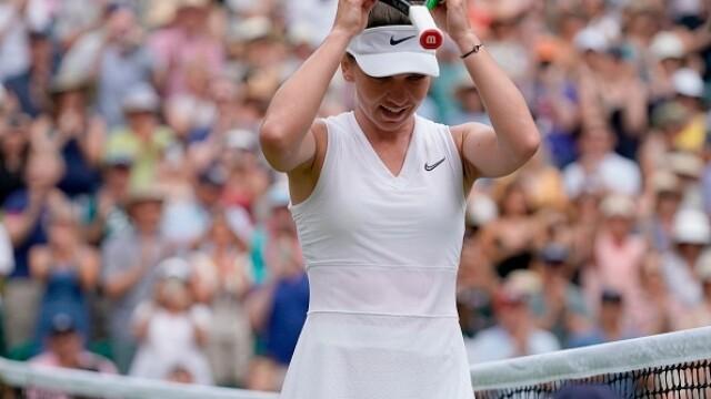 VIP-urile care au urmărit calificarea istorică a Simonei Halep la Wimbledon - Imaginea 16