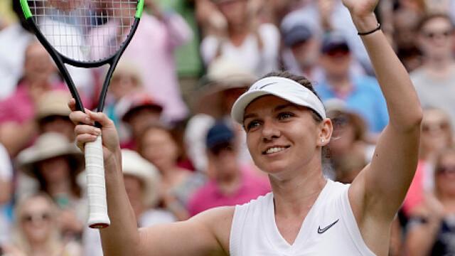 VIP-urile care au urmărit calificarea istorică a Simonei Halep la Wimbledon - Imaginea 15