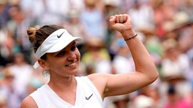 VIP-urile care au urmărit calificarea istorică a Simonei Halep la Wimbledon - Imaginea 14