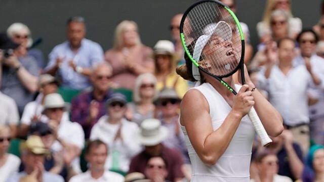 VIP-urile care au urmărit calificarea istorică a Simonei Halep la Wimbledon - Imaginea 12