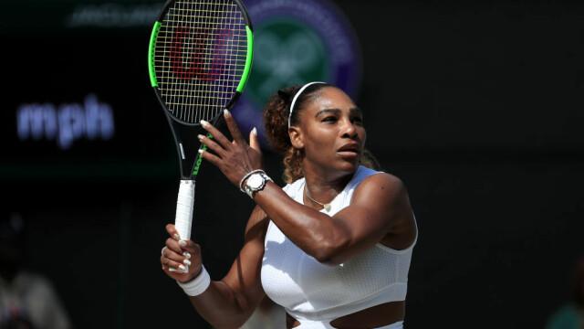 Simona Halep - Serena Williams, finala Wimbledon 2019. Anunțul Casei regale britanice - Imaginea 6