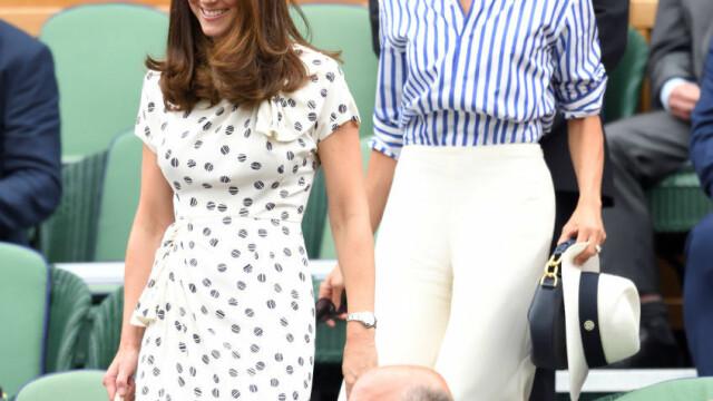 Simona Halep - Serena Williams, finala Wimbledon 2019. Anunțul Casei regale britanice - Imaginea 4