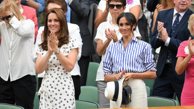 Simona Halep - Serena Williams, finala Wimbledon 2019. Anunțul Casei regale britanice - Imaginea 3
