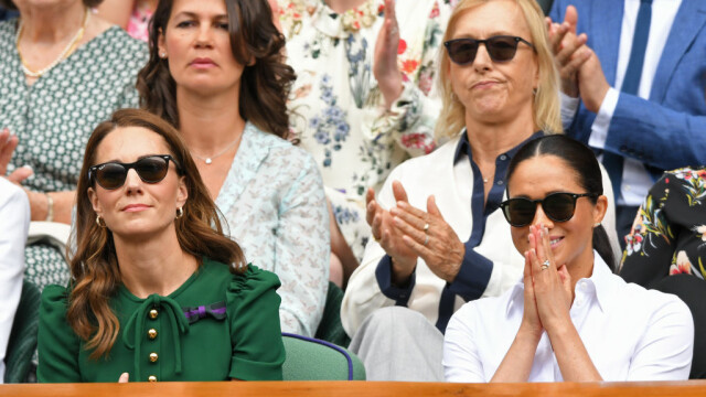 Reacția lui Kate și Meghan, după victoria Simonei Halep la Wimbledon 2019. FOTO + VIDEO - Imaginea 2