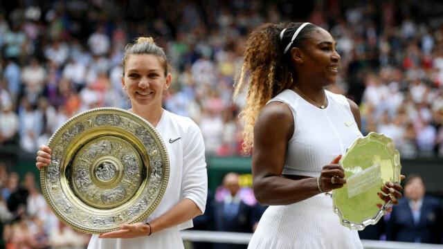 Simona Halep, prima campioană a României la Wimbledon. Victorie istorică, în mai puţin de o oră - Imaginea 18