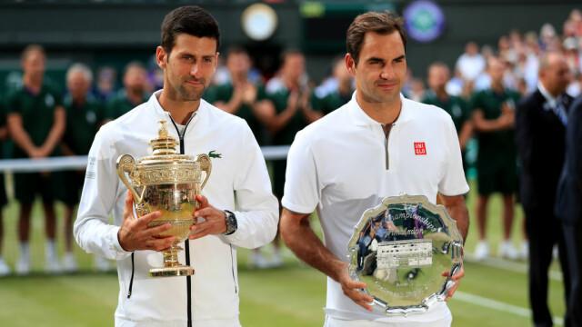 Djokovic, un nou titlu la Wimbledon. A fost cea mai lungă finală din istoria turneului - 5
