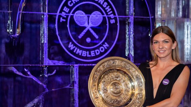 Cum a apărut Simona Halep alături de Novak Djokovic la Balul Campionilor de la Wimbledon - Imaginea 3
