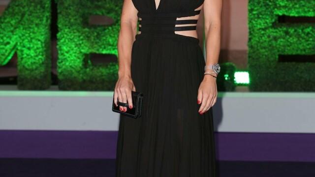 Cum a apărut Simona Halep alături de Novak Djokovic la Balul Campionilor de la Wimbledon - Imaginea 15