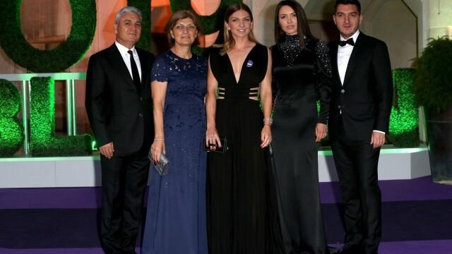 Cum a apărut Simona Halep alături de Novak Djokovic la Balul Campionilor de la Wimbledon - Imaginea 4