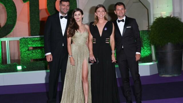 Cum a apărut Simona Halep alături de Novak Djokovic la Balul Campionilor de la Wimbledon - Imaginea 6