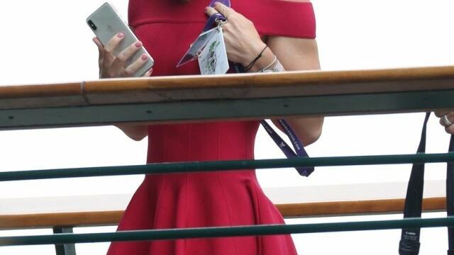 Cum a apărut Simona Halep alături de Novak Djokovic la Balul Campionilor de la Wimbledon - Imaginea 7