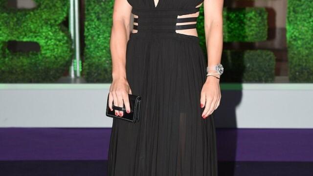 Cum a apărut Simona Halep alături de Novak Djokovic la Balul Campionilor de la Wimbledon - Imaginea 12