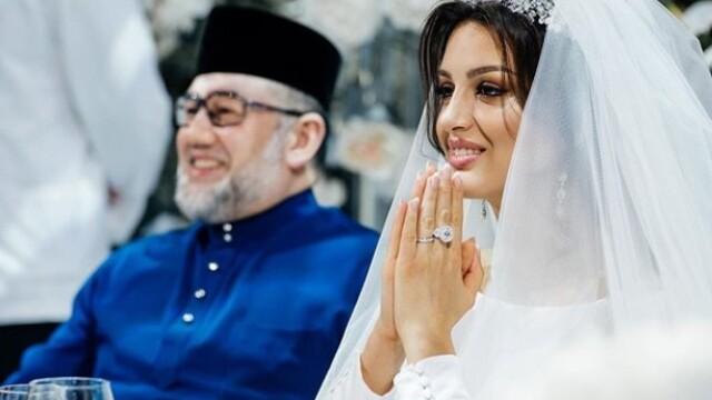 Un rege din Malaysia a divorțat de rusoaica pentru care a abdicat în urmă cu 6 luni - Imaginea 12