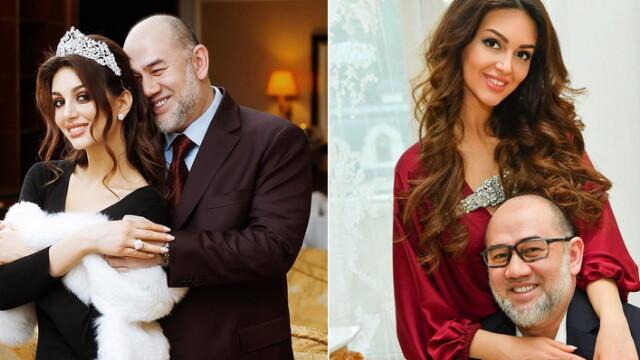 Fostul rege al Malaeziei, divorț sever de rusoaica mai tânără. Ce s-a aflat despre copilul ei - Imaginea 15