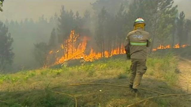 Incendii devastatoare în Portugalia: mii de oameni evacuați, drumuri închise - Imaginea 2