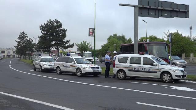 Razie în toată țara. Sancțiunea primită de un șofer cu autobuzul ruginit şi anvelopele uzate - Imaginea 1