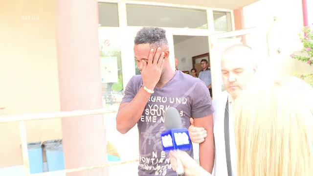 Tânăr din Congo, condamnat la închisoare după ce a bătut o româncă. Cum se apără