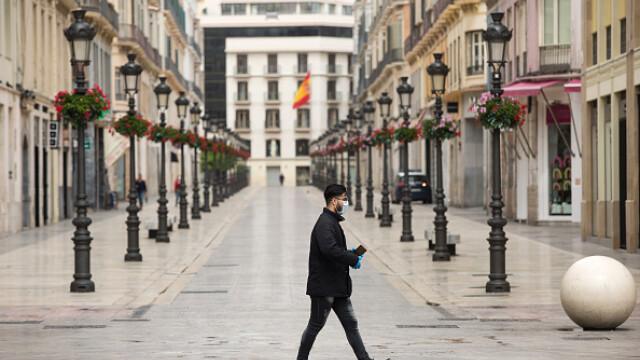 Primele patru cazuri de contaminare în Spania cu noua tulpină de Covid-19. Cum s-au infectat