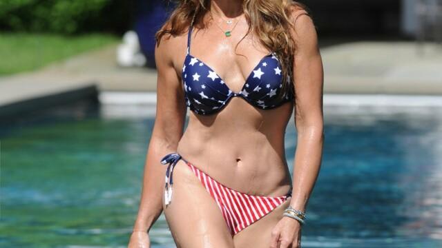 Brooke Shields, de nerecunoscut la 55 de ani. Are un corp de invidiat. GALERIE FOTO - Imaginea 2