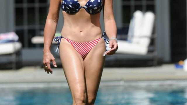Brooke Shields, de nerecunoscut la 55 de ani. Are un corp de invidiat. GALERIE FOTO - Imaginea 6