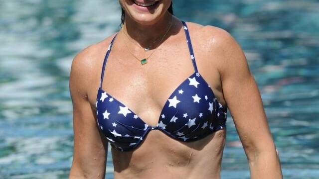 Brooke Shields, de nerecunoscut la 55 de ani. Are un corp de invidiat. GALERIE FOTO - Imaginea 7