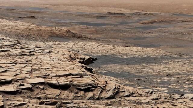 Imaginile care ar putea demonstra existența vieții pe Marte. Explicația cercetătorilor - Imaginea 1