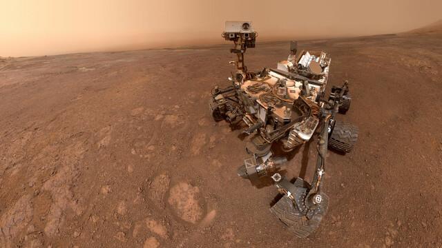 Imaginile care ar putea demonstra existența vieții pe Marte. Explicația cercetătorilor - Imaginea 5