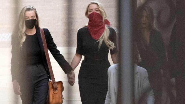 Johnny Depp, audiat în procesul intentat de fosta soție, Amber Heard. VIDEO - Imaginea 6