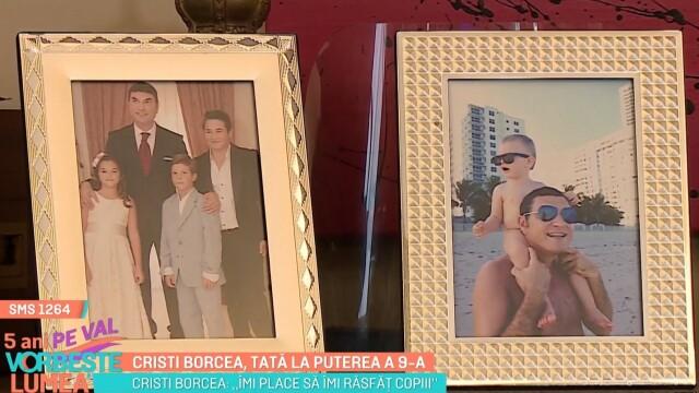 Cristi Borcea, mărturii despre cei 9 copii pe care îi are cu 4 femei diferite. VIDEO - Imaginea 4