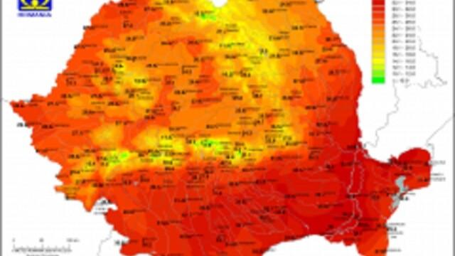 Record istoric de avertizări Cod roşu în România. Cum va fi vremea în iulie și august - Imaginea 1