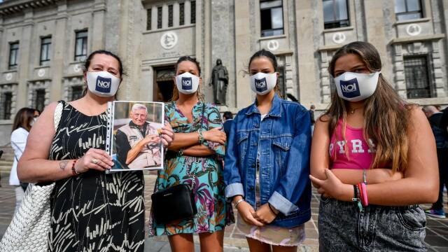 Italia, rudele victimelor covid