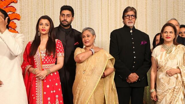 Actrița Aishwarya Rai Bachchan, diagnosticată cu Covid-19, spitalizată de urgență. Soțul ei este și el internat - Imaginea 6
