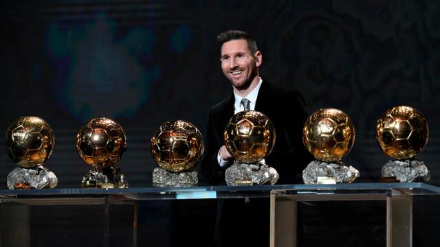 Premieră istorică în fotbalul mondial. Balonul de Aur nu se va mai acorda în acest an - Imaginea 3
